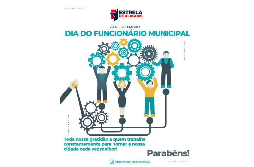 20 de setembro: DIA DO FUNCIONÁRIO MUNICIPAL