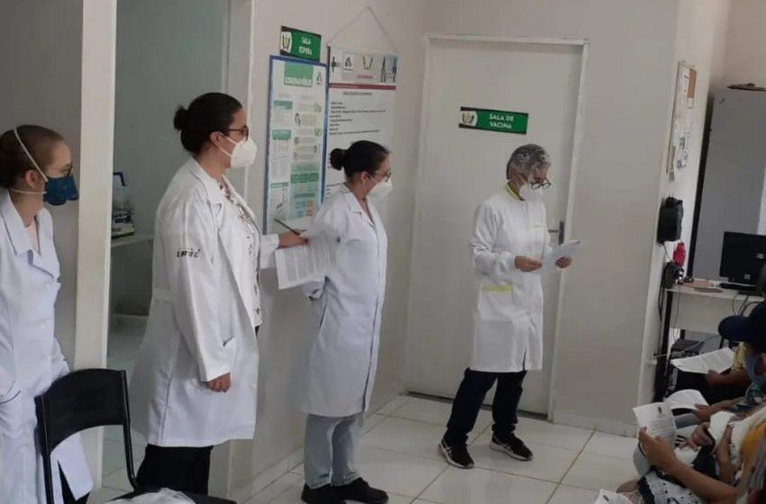 Ufal realiza pesquisa na área da saúde em Estrela